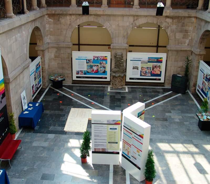 """Exposición """"Gijón Educación, Discapacidad y Ciudadanía"""" - FMCEyUP"""