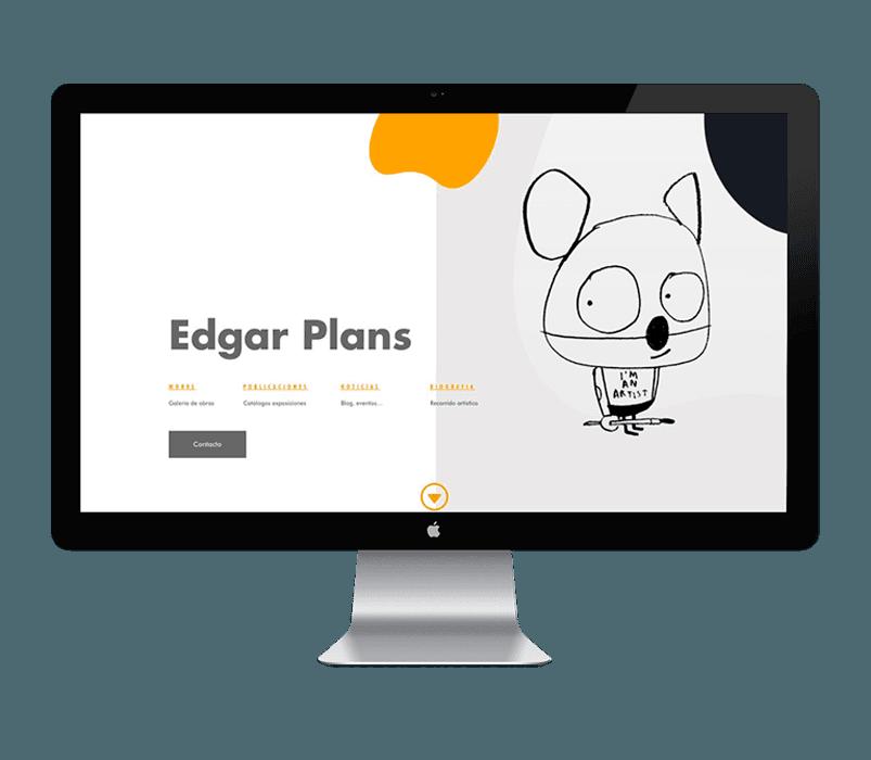 WEB EDGAR PLANS