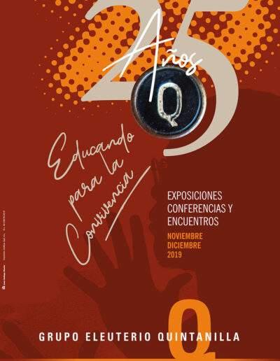 Cartelería Juan Gallego Diseño 25- E.Quintanilla