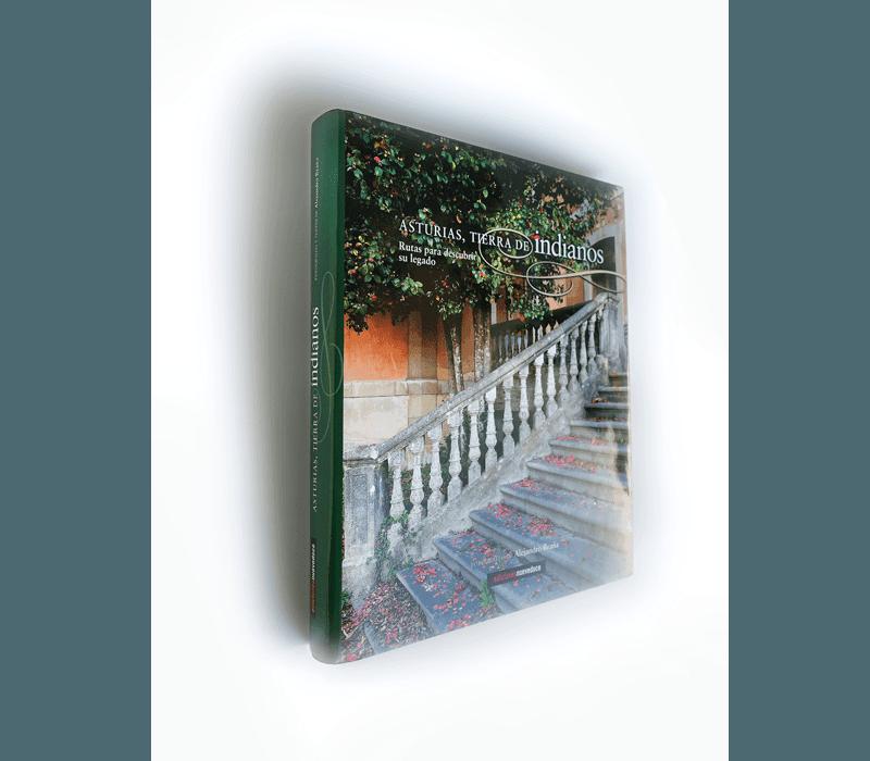 Editorial: Portada libro Indianos