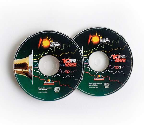 CD- 10 Años