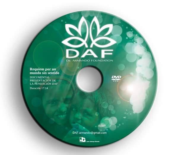 DVD Multimedia- Documental Presentación Fundación DAF