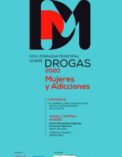 Cartelería - soporte por excelencia - Jornadas Drogras